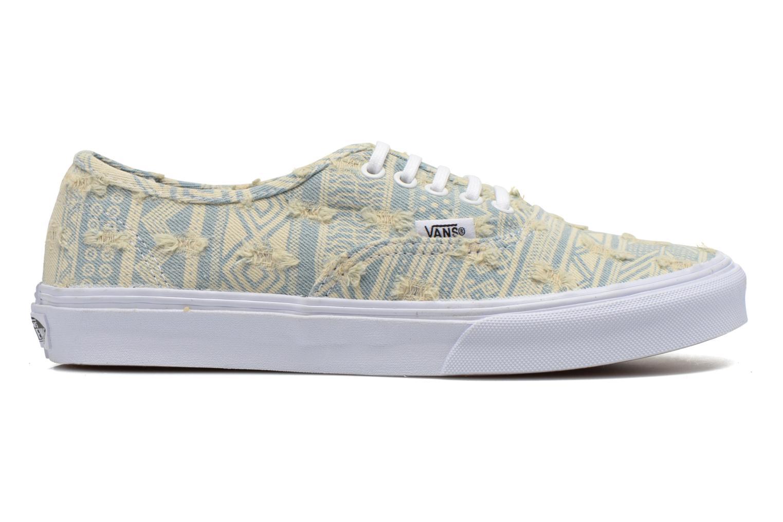Sneaker Vans Authentic Slim W mehrfarbig ansicht von hinten