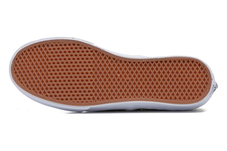 Sneaker Vans Authentic Slim W mehrfarbig ansicht von oben
