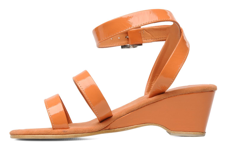Sandalen Elizabeth Stuart Segur 658 orange ansicht von vorne