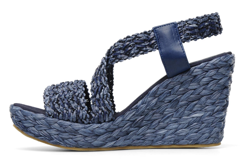 Sandali e scarpe aperte Elizabeth Stuart Fuxy 310 Azzurro immagine frontale