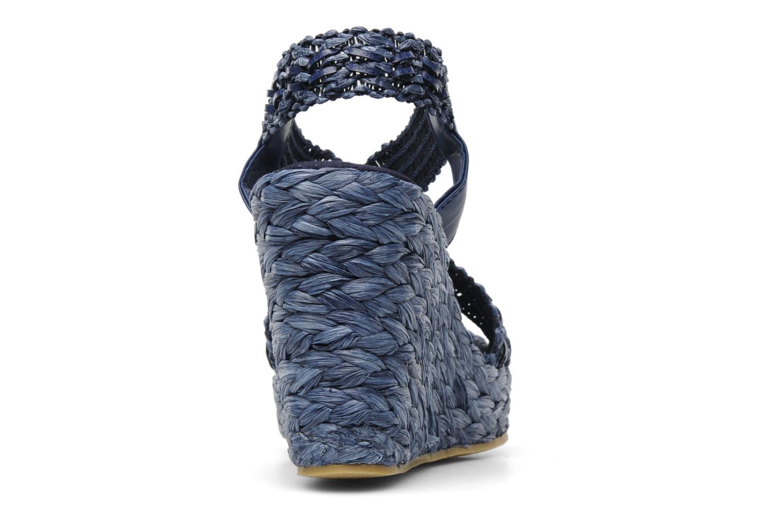 Sandali e scarpe aperte Elizabeth Stuart Fuxy 310 Azzurro immagine destra