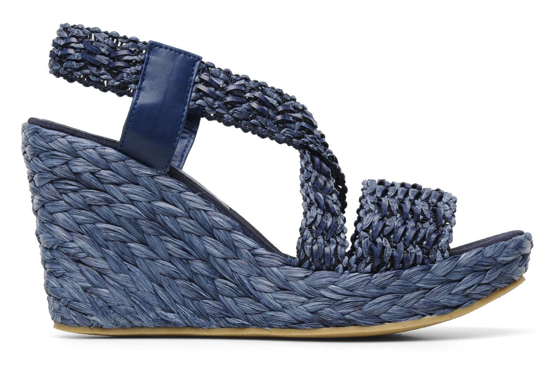 Sandales et nu-pieds Elizabeth Stuart Fuxy 310 Bleu vue derrière