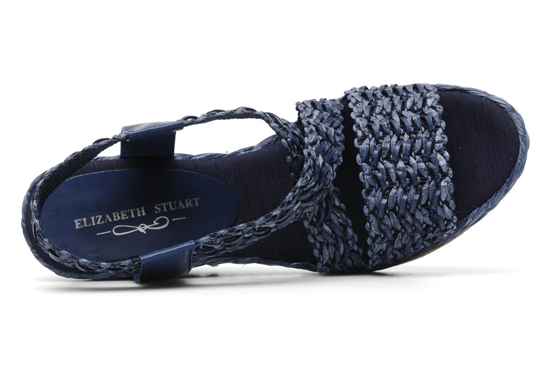 Sandaler Elizabeth Stuart Fuxy 310 Blå se fra venstre