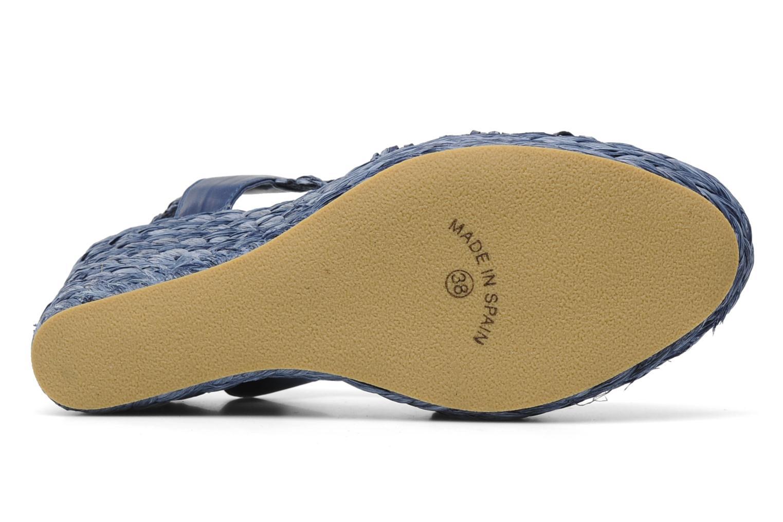 Sandali e scarpe aperte Elizabeth Stuart Fuxy 310 Azzurro immagine dall'alto