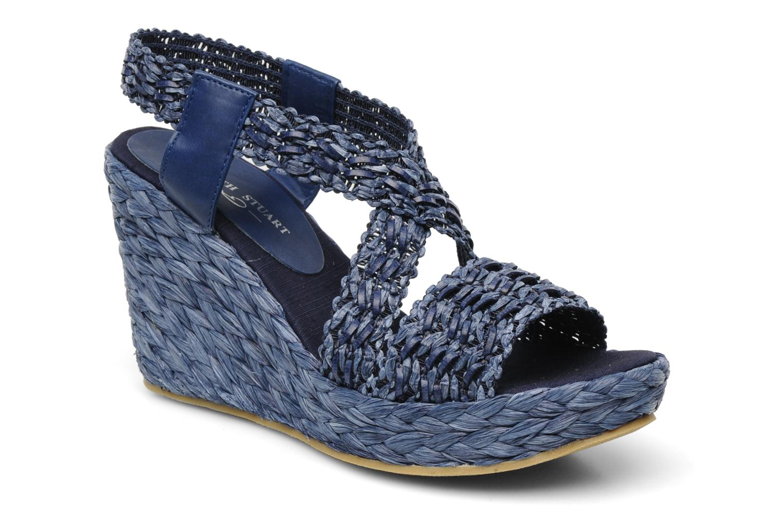 Sandales et nu-pieds Elizabeth Stuart Fuxy 310 Bleu vue détail/paire