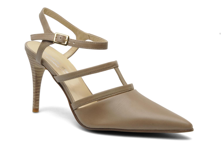 High heels Elizabeth Stuart Vassel 304 Beige detailed view/ Pair view