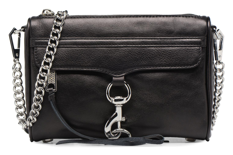 Handtaschen Rebecca Minkoff Mini MAC schwarz detaillierte ansicht/modell