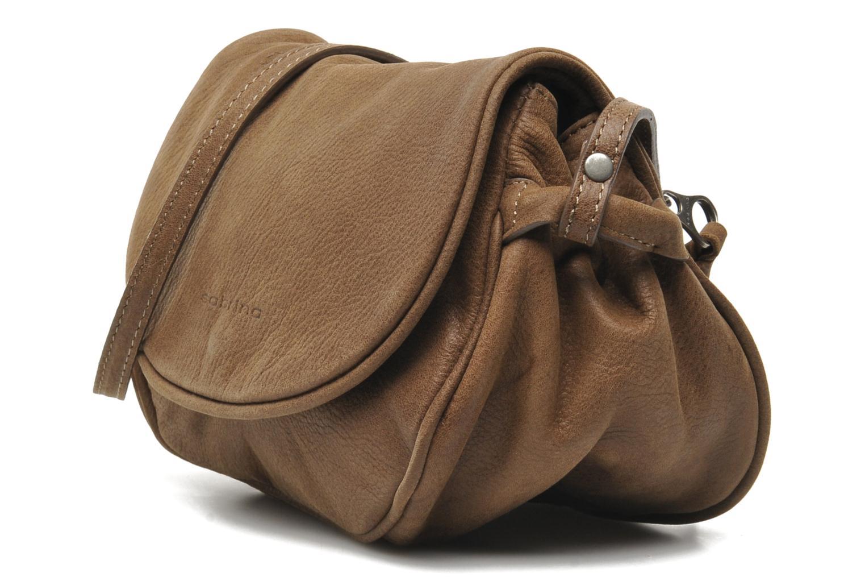 Handbags Sabrina Alice Brown model view