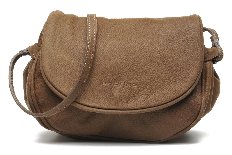 Handbags Sabrina Alice Brown detailed view/ Pair view