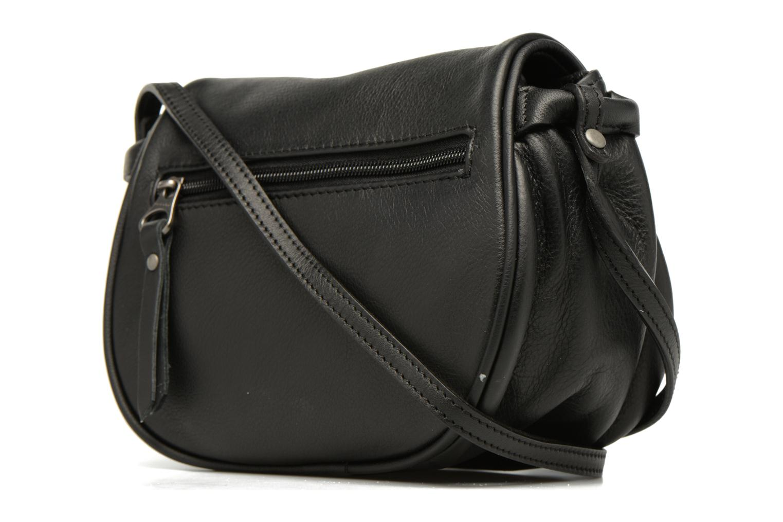 Handtaschen Sabrina Alice schwarz ansicht von rechts