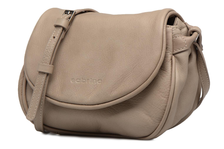 Håndtasker Sabrina Alice Beige se skoene på