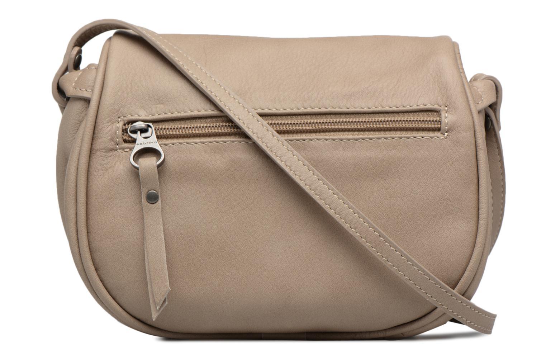 Håndtasker Sabrina Alice Beige se forfra