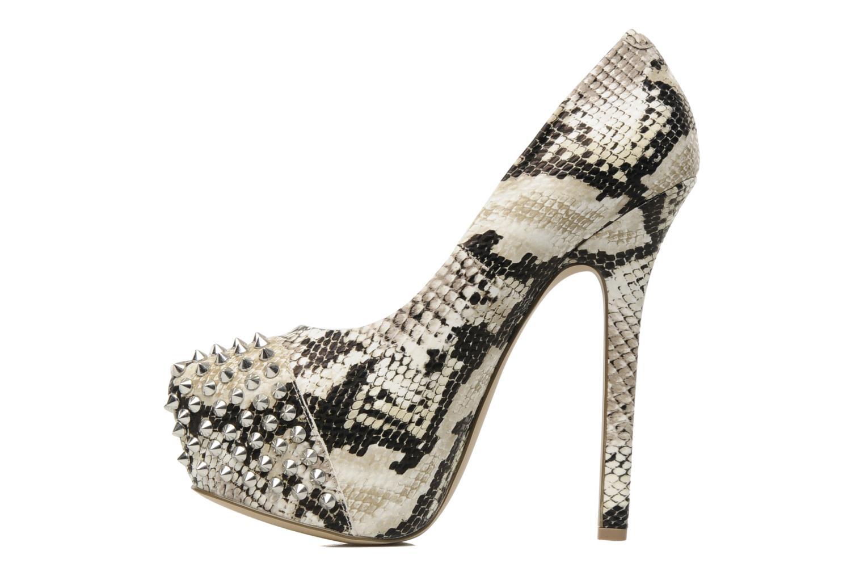 High heels Steve Madden BOLDDD Beige front view
