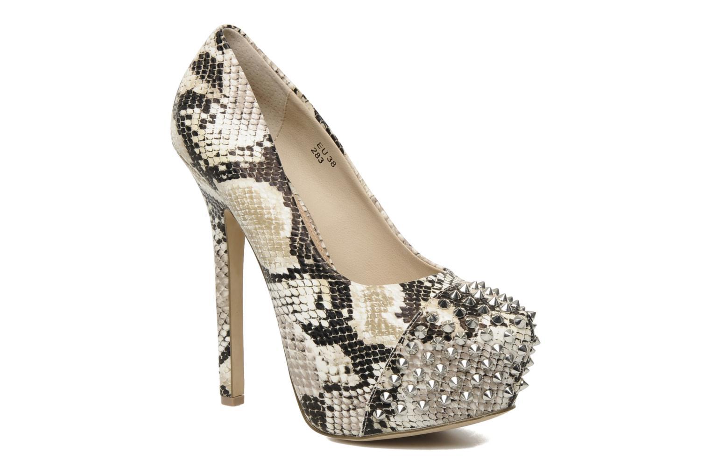 High heels Steve Madden BOLDDD Beige detailed view/ Pair view
