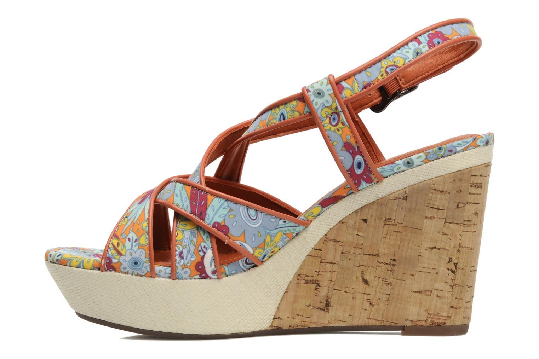 Sandales et nu-pieds MARC MINOUCHA Multicolore vue face