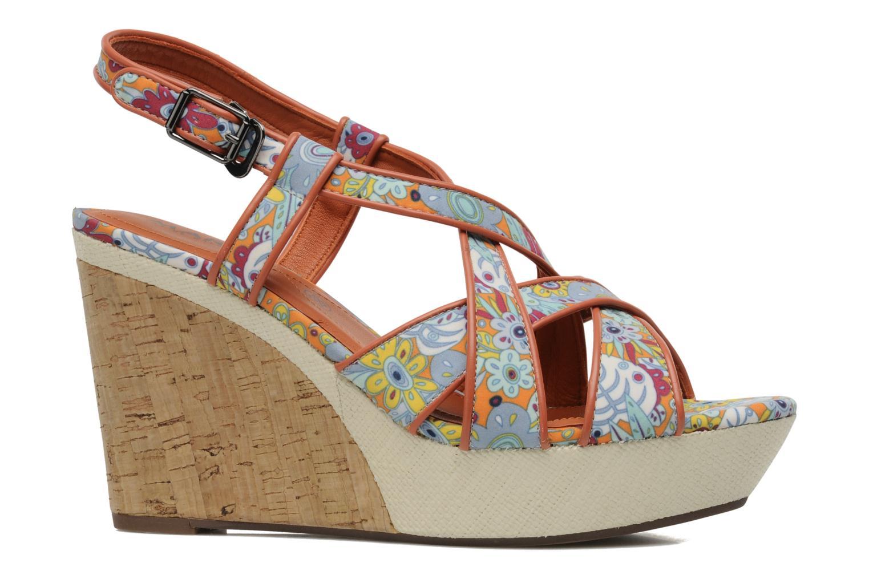 Sandales et nu-pieds MARC MINOUCHA Multicolore vue derrière