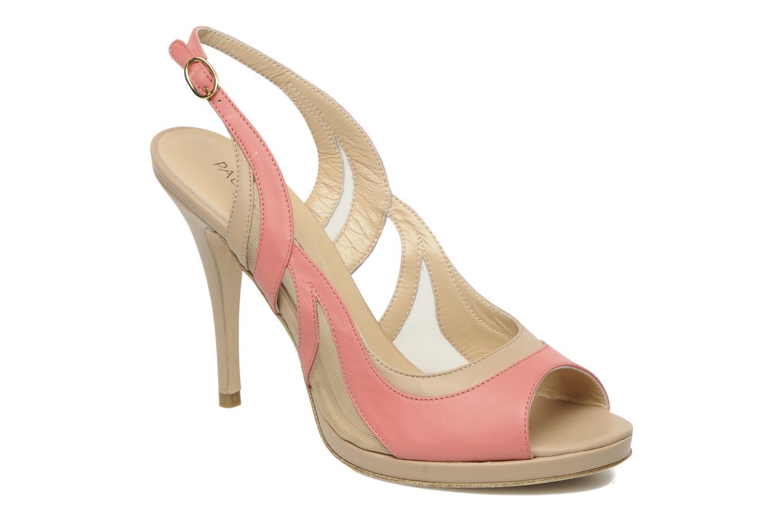 Sandaler Paul & Betty MARCOS Pink detaljeret billede af skoene