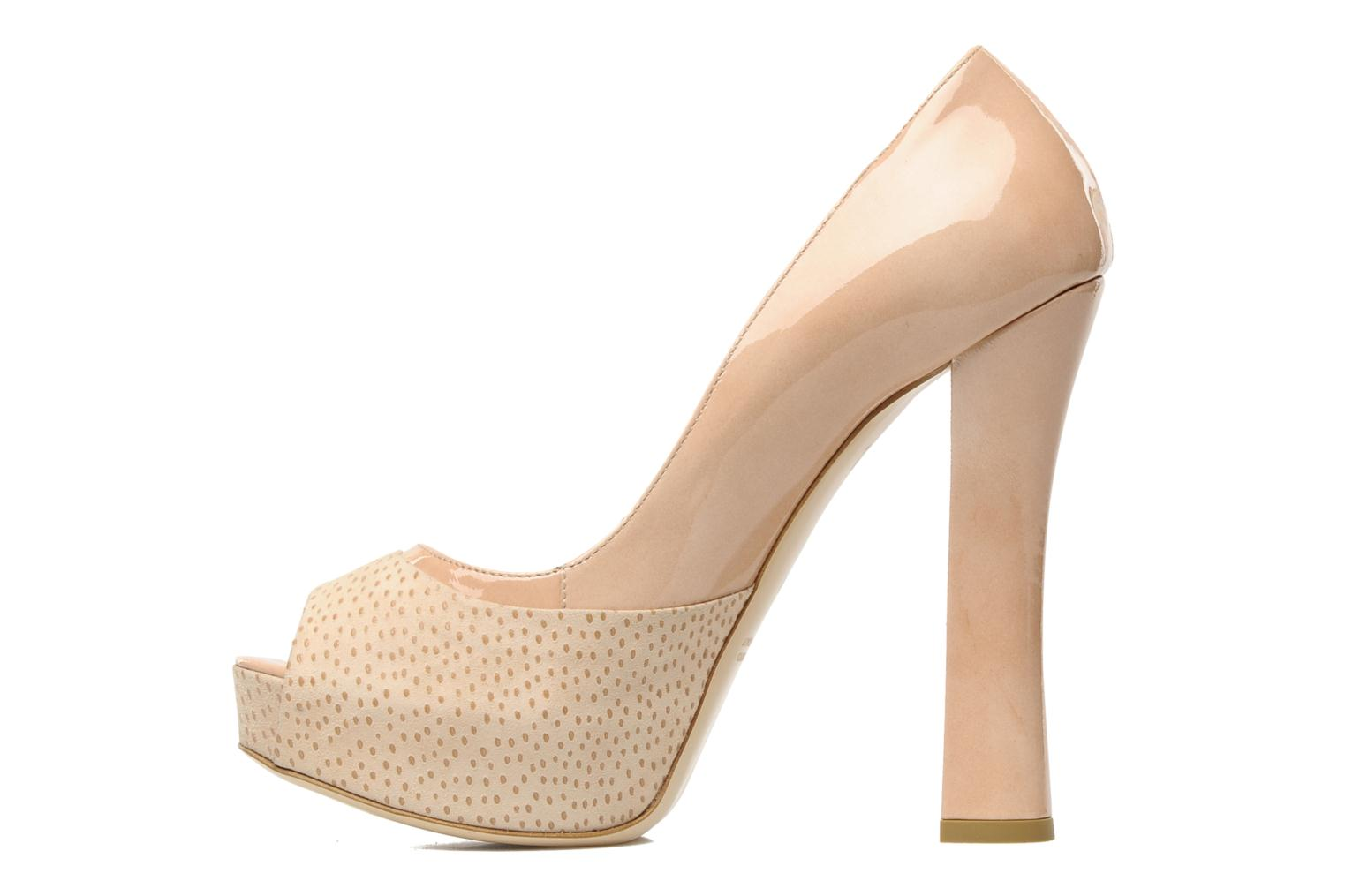 Pumps Paul & Betty DOUDINA Roze voorkant