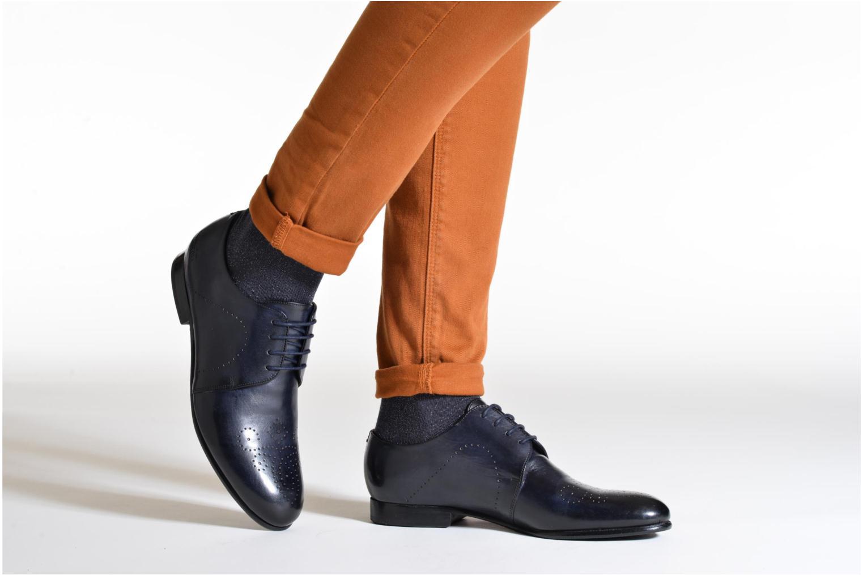 Zapatos con cordones Melvin & Hamilton Sally 1 Negro vista de abajo