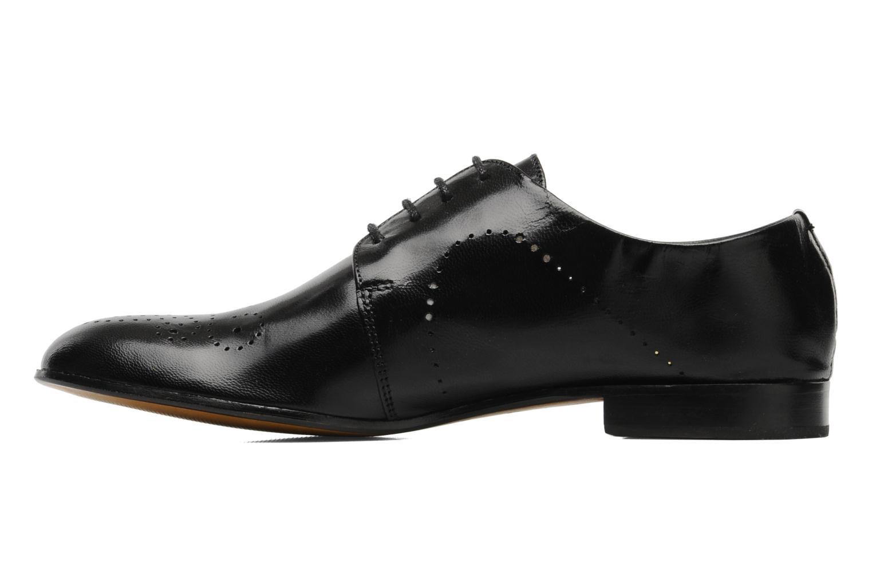 Zapatos con cordones Melvin & Hamilton Sally 1 Negro vista de frente