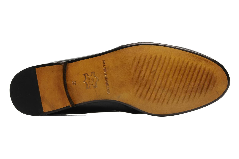 Zapatos con cordones Melvin & Hamilton Sally 1 Negro vista de arriba