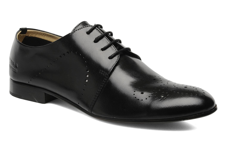 Zapatos con cordones Melvin & Hamilton Sally 1 Negro vista de detalle / par