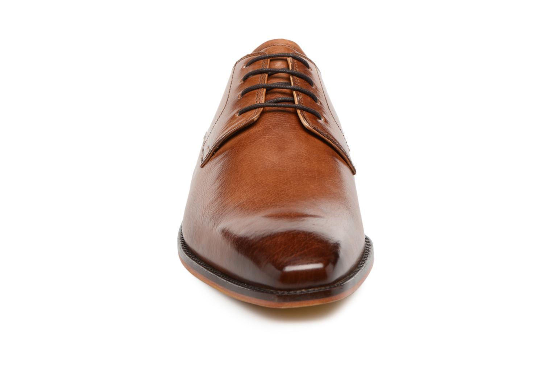 Snøresko Melvin & Hamilton Alex 1 Brun se skoene på
