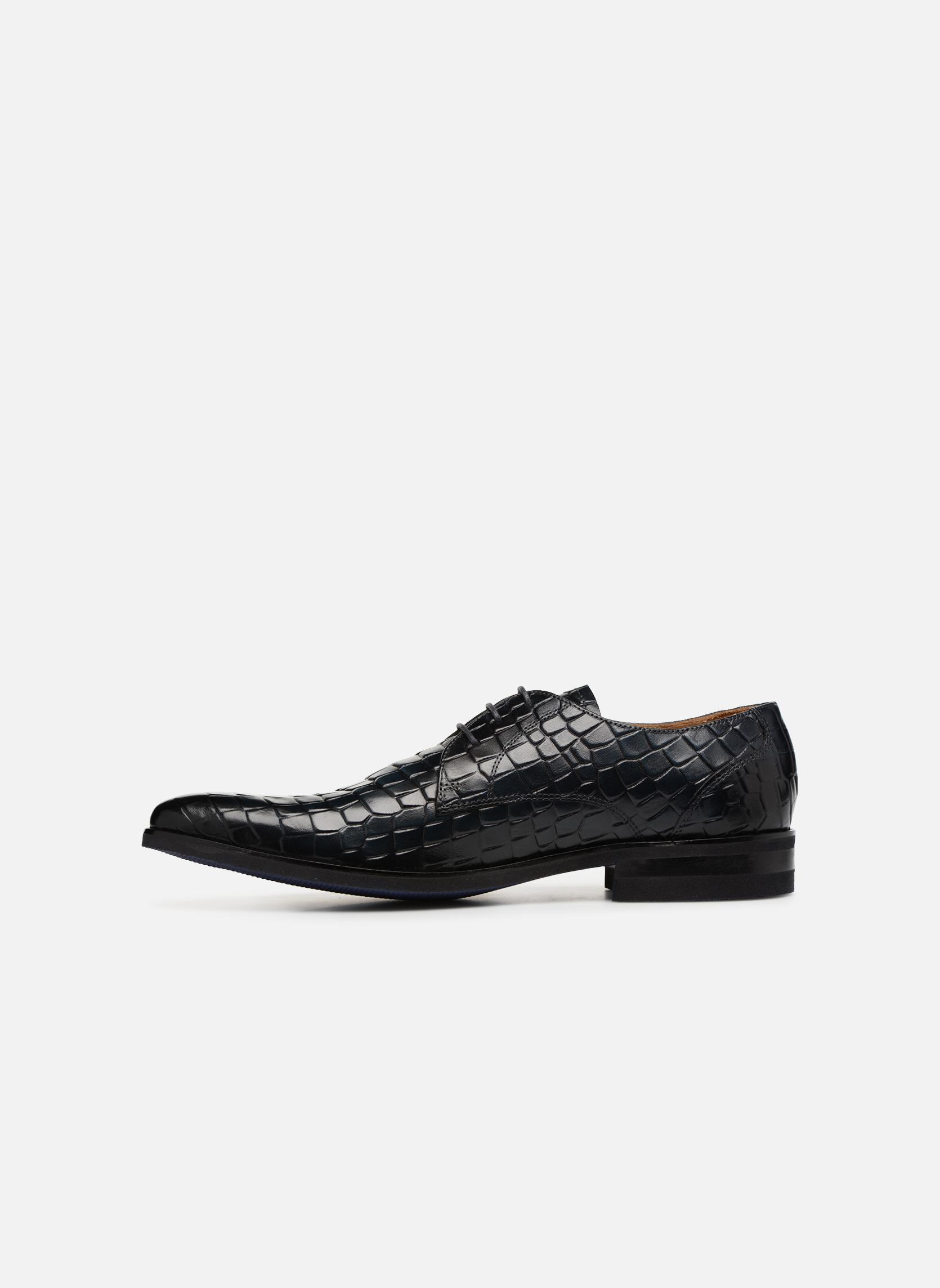 Zapatos con cordones Melvin & Hamilton Toni 1 Azul vista de frente