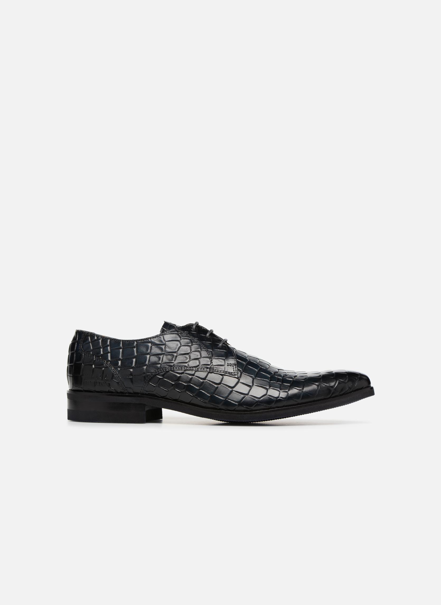 Zapatos con cordones Melvin & Hamilton Toni 1 Azul vistra trasera