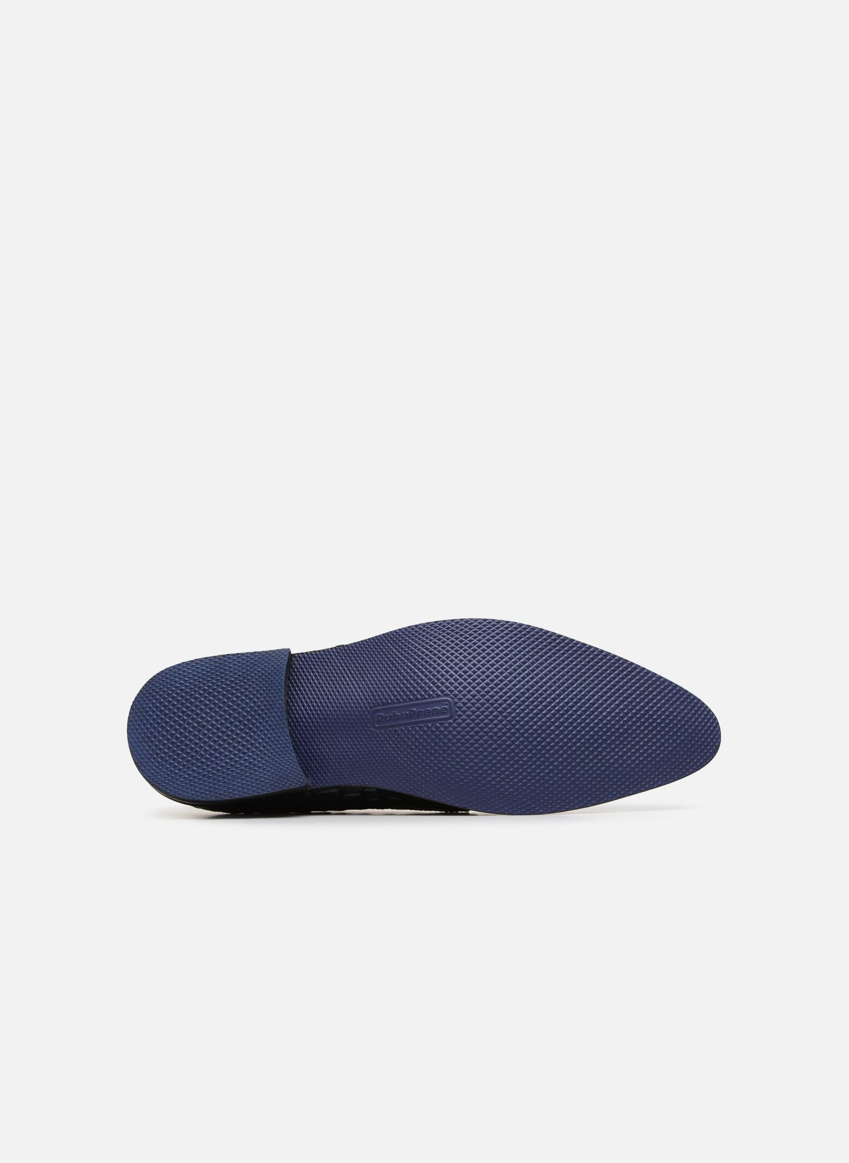 Zapatos con cordones Melvin & Hamilton Toni 1 Azul vista de arriba