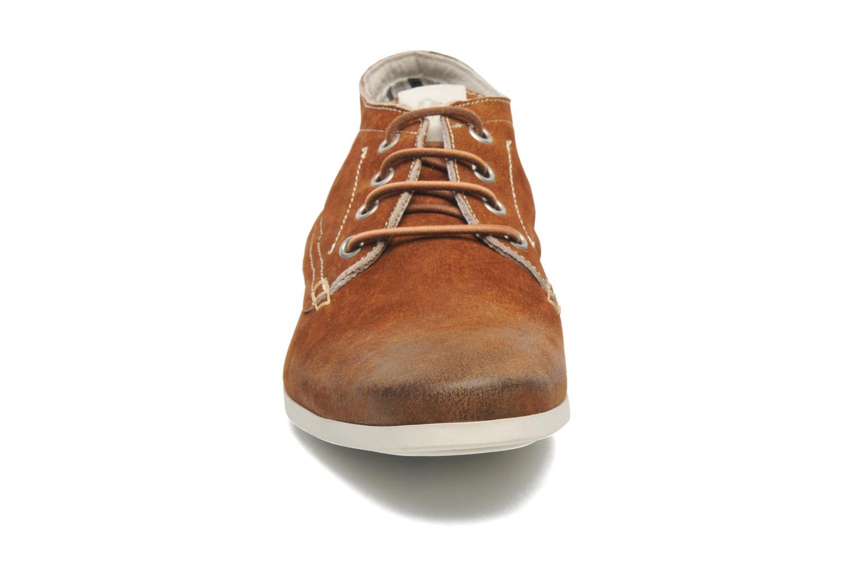 Chaussures à lacets Kost Kerien37 Marron vue portées chaussures