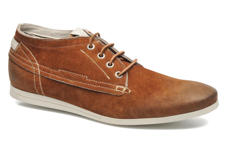 Chaussures à lacets Kost Kerien37 Marron vue détail/paire