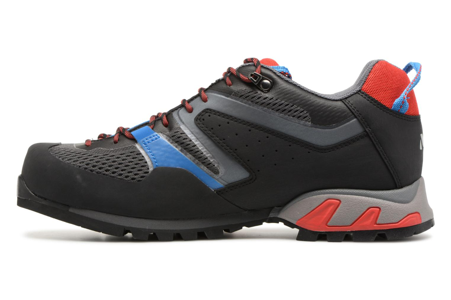 Sport shoes Millet Trident GTX Grey front view
