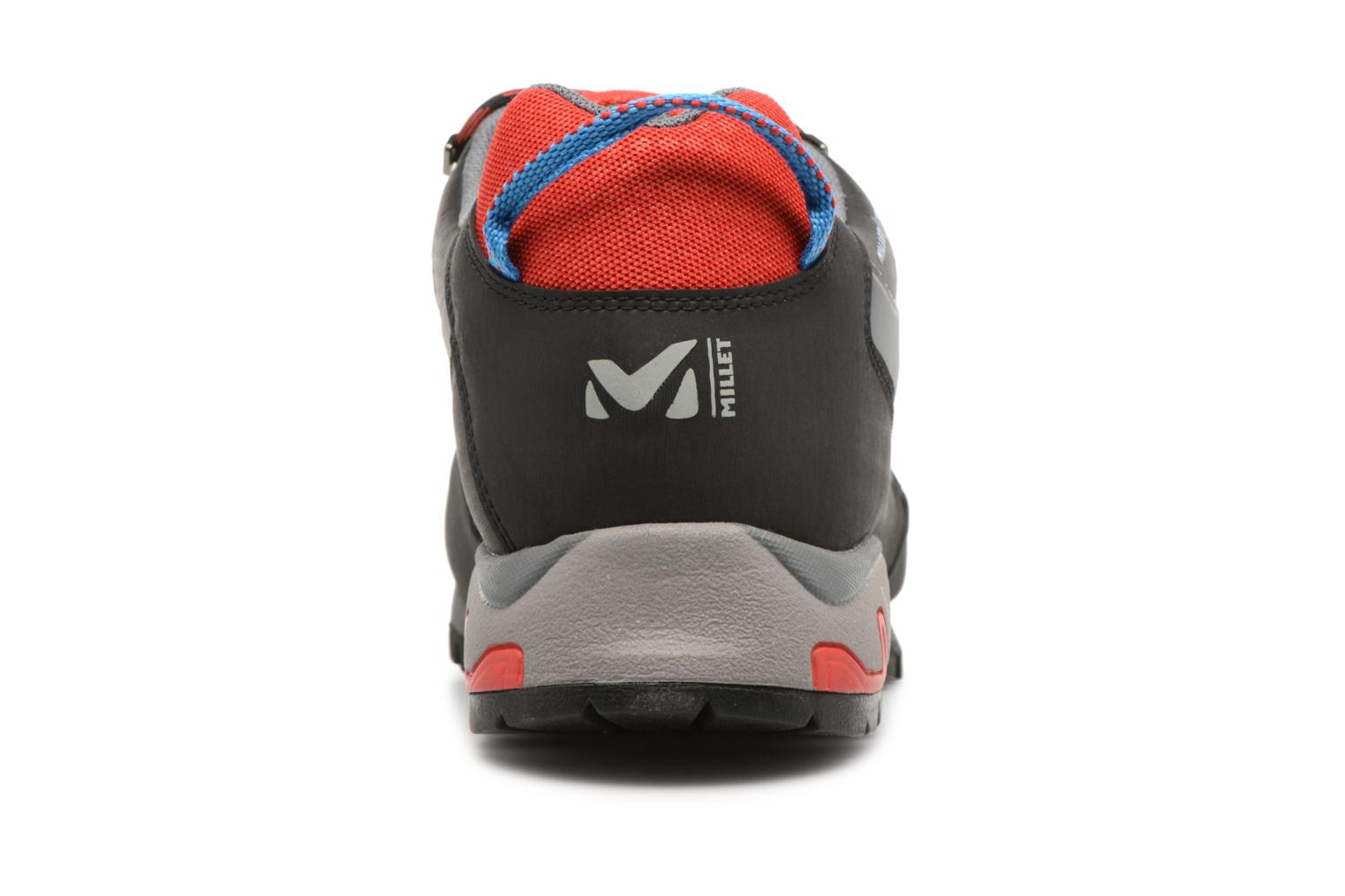Sport shoes Millet Trident GTX Grey view from the right