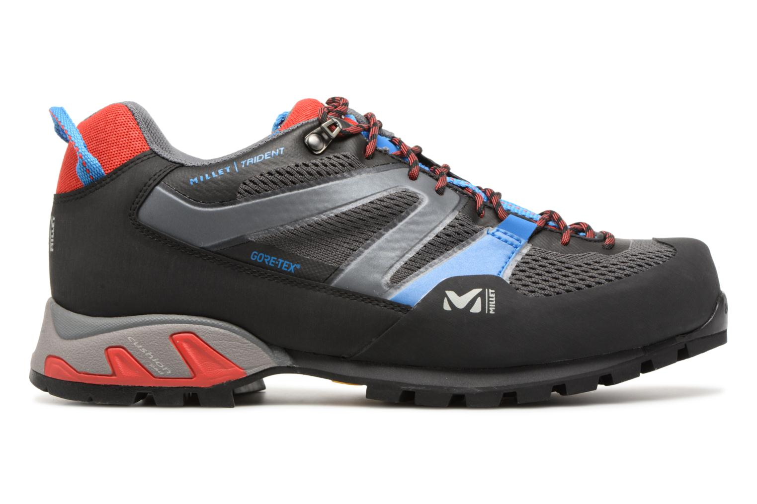 Sport shoes Millet Trident GTX Grey back view