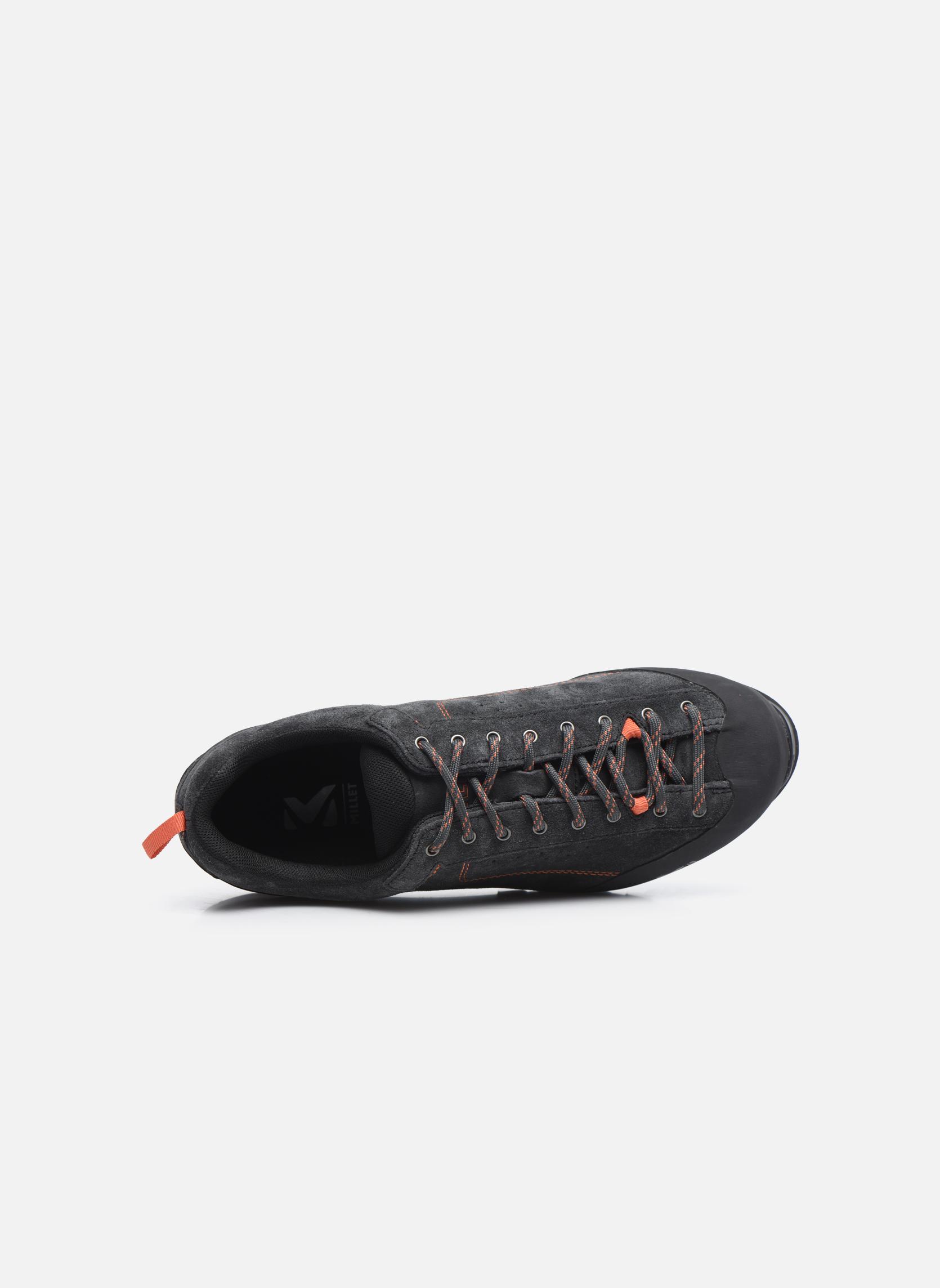 Zapatillas de deporte Millet Friction Azul vista lateral izquierda