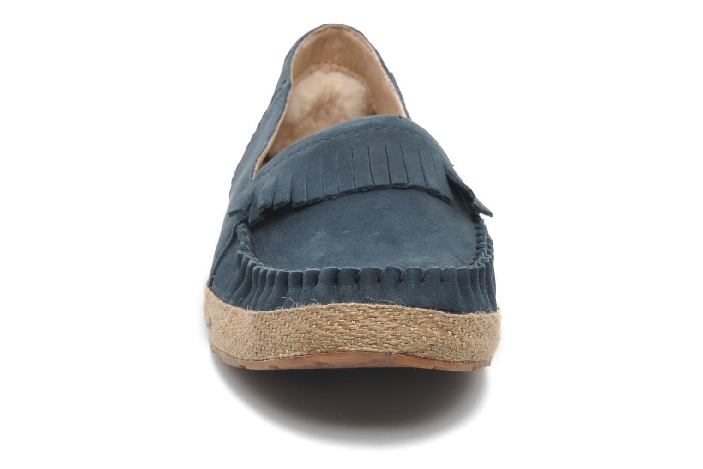 Slipper UGG Marrah blau schuhe getragen