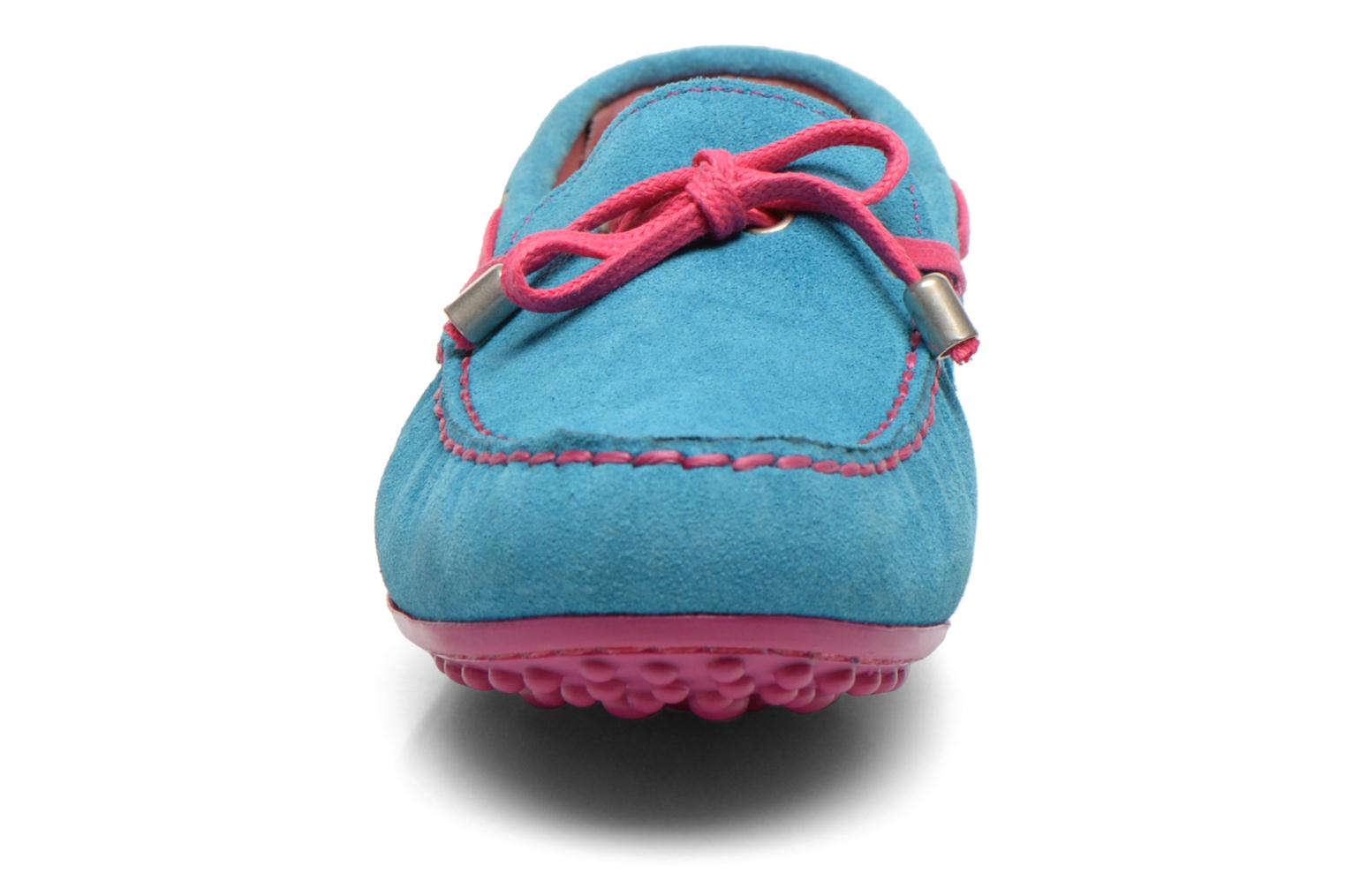 Loafers Agatha Ruiz de la Prada Catherine Blue model view