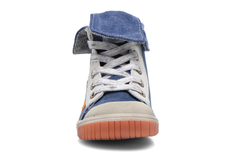 Stiefeletten & Boots Babybotte Artiste blau schuhe getragen