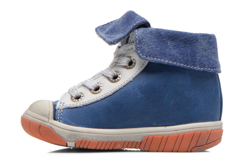 Stiefeletten & Boots Babybotte Artiste blau ansicht von vorne