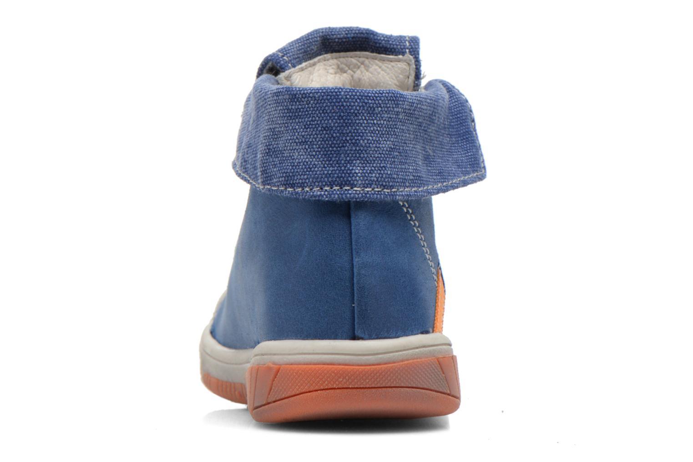 Stiefeletten & Boots Babybotte Artiste blau ansicht von rechts