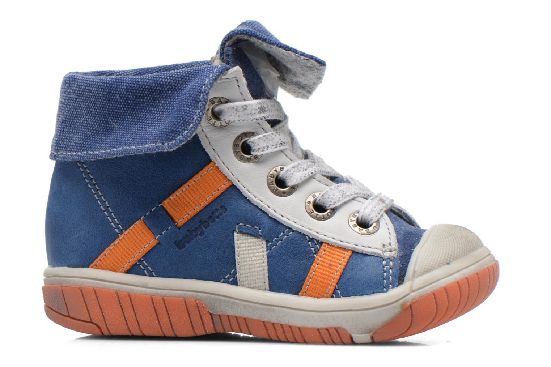 Stiefeletten & Boots Babybotte Artiste blau ansicht von hinten
