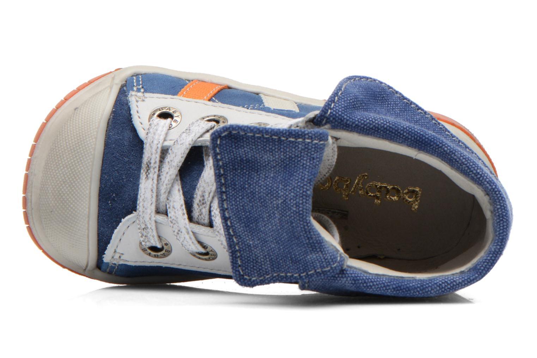 Stiefeletten & Boots Babybotte Artiste blau ansicht von links