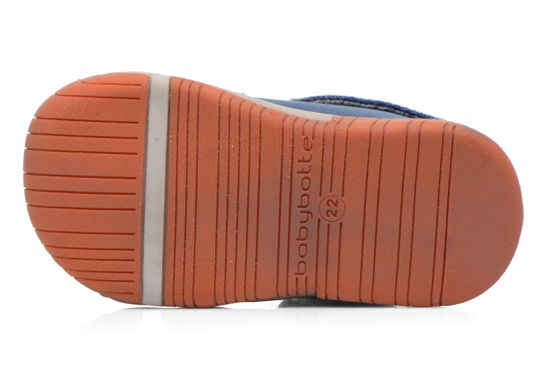 Stiefeletten & Boots Babybotte Artiste blau ansicht von oben