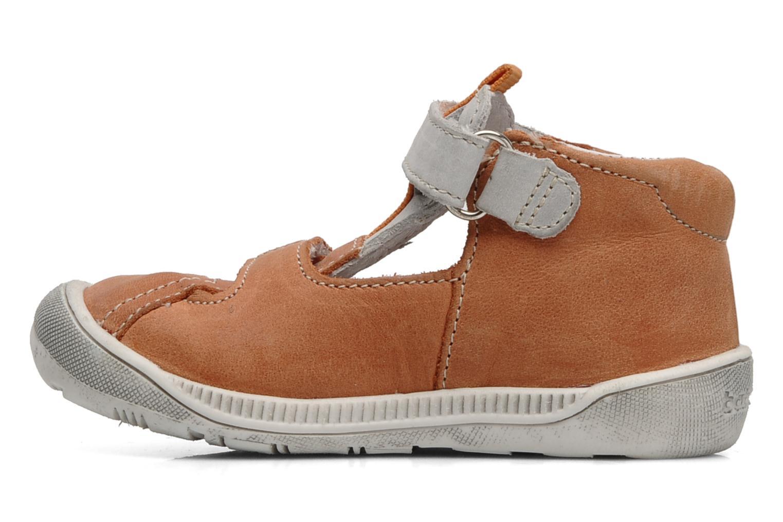 Summer boots Babybotte Stylist Orange front view