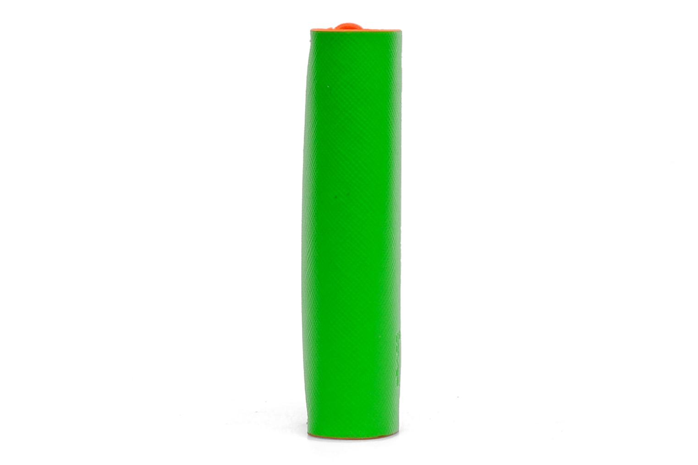 Kleine lederwaren Coverlab Man wallet Groen rechts