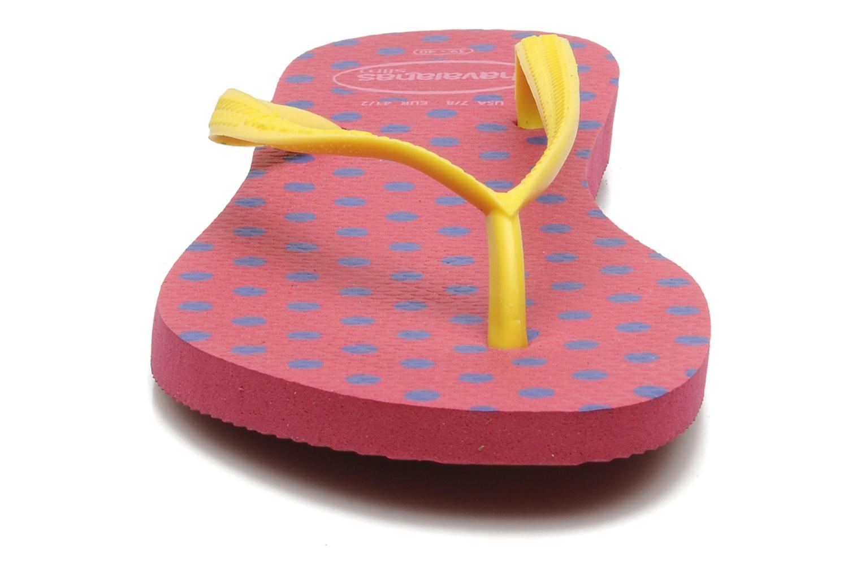Slippers Havaianas Slim Fresh Multicolor model