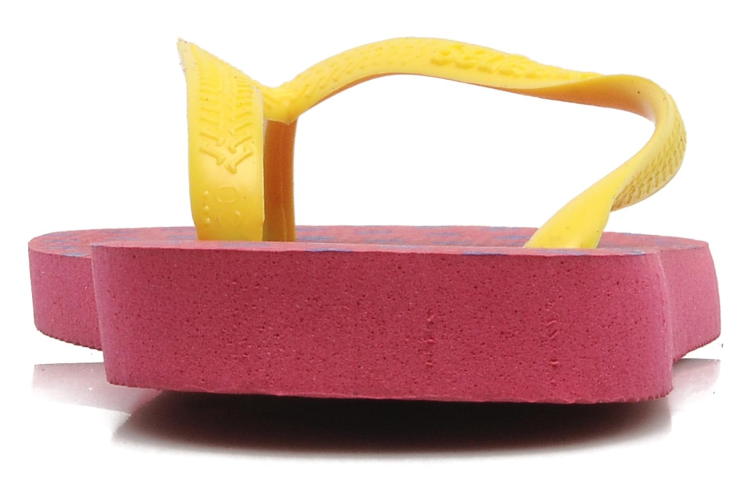 Flip flops Havaianas Slim Fresh Multicolor view from the right