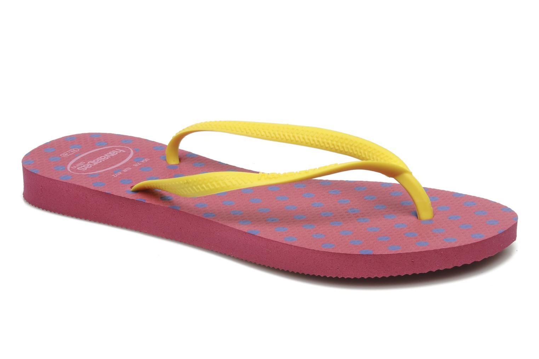 Slippers Havaianas Slim Fresh Multicolor detail