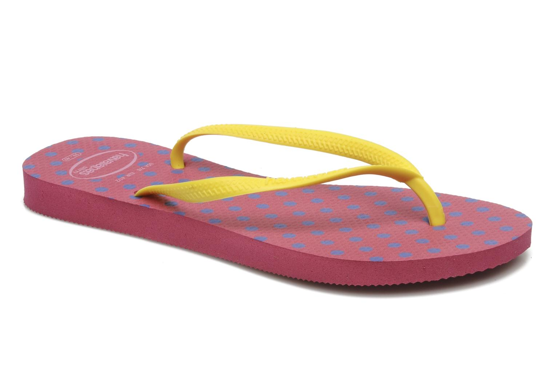 Flip flops Havaianas Slim Fresh Multicolor detailed view/ Pair view